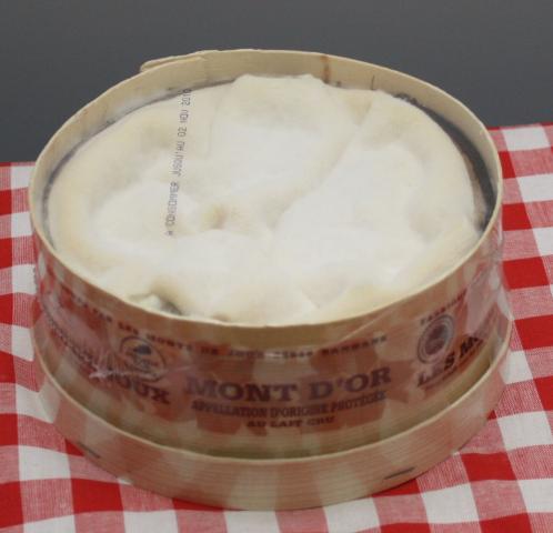 mont d or de joux aoc 640 grs fromagerie mauron produits regionaux